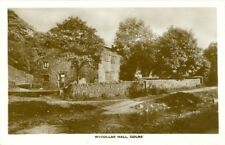 Wycoller Hall, Colne RP Pendle, Burnley, view of country house
