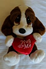 "Vintage Sad Sam & Honey Hug Me Plush 8"" Dan Dee collectors"