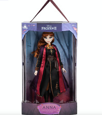 Disney Anna Frozen Ii. 17-inch Doll Limited Edition 1 of 6300
