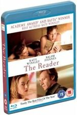 The Reader Blu-ray DVD Region 2