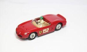 Solido No 129 Ferrari 2.5 Litre - Excellent Vintage Original Model 1960s