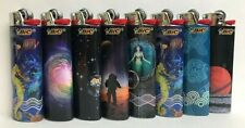 BIC Special Edition Exploration Series Lighters, ( 8 Pack )