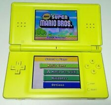 Nintendo DS Lite Green Handheld System **Free UK P&P**