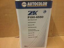 Nexa P190-6550  VOC HS Lacquer   5 Litre    2K Clearcoat  ICI