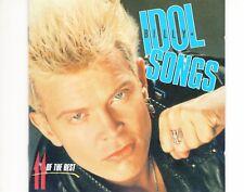 CD BILLY IDOL11 of the best  Idol songsEX (B0872)