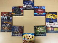 G.A Henty Audio Drama and Audio Adventure Give the Adventure 10 pack Brand New