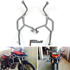 Motorcycle Silver Upper Engine Crash Bar For 08-17 BMW F650GS F700GS F800GS WSTW