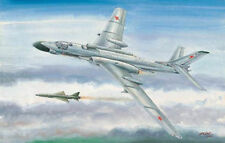 Trumpeter Tu-1 6K-10 Tejón C Kit 1:72 Modelo Kit 01613 Avión Düsenjet