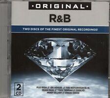 Original R&B (2 x CD) Notorious BIG/Monie Love/Flo Rida/En Vogue/Coolio/Estelle