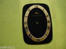 Cadran ovale bi color Jaeger LeCoultre montre ancienne.表盘腕表 Zifferblatt.dial 8