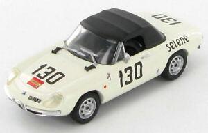 Alfa Romeo 1600 Spider Cecchini - Ans Mugello 1968 1:43