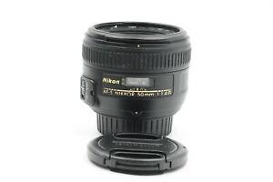 Nikon Nikkor AF-S 50mm f1.4 G Lens AFS #465