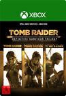 [VPN Aktiv] Tomb Raider Definitive Survivor Trilogy - Xbox One Series Code Card