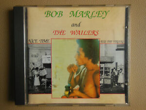Bob Marley & The Wailers - Nice time - CD von 1991 - Sehr gut !