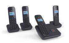 Sinus CA 34 Quattro Anrufbeantworter Punkt-Matrix-Display Schnurlos NEU OVP