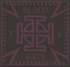 "Blood Axis/toutes les âmes WALKED IN LINE/ernting - 7"" - Limited 500-RED VINYL"