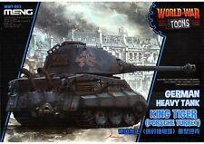 Meng Models World War Toons King Tiger German Heavy Tank