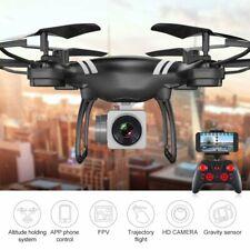 Faltbar WIFI FPV Drohne 4K HD Kamera Selfie Quadrocopter RC Drone KopflosModus