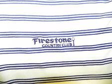 Mint Golf Shirt From Firestone Country Club, Akron, OH.,Sz XL