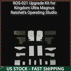 Ratchet\'s Operating Studio ROS-021 upgrade KIT FOR Kingdom Leader Ultra Magnus