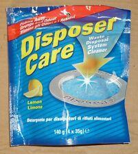 PRO Cure lo smaltimento dei rifiuti TRITARIFIUTI Cleaner Limone odore odori 4 x 35G