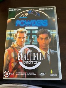 MY BEAUTIFUL LAUNDRETTE RARE DVD GAY INTEREST DANIEL DAY-LEWIS Region 4 Rare