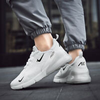 Men's Air Cushion Max 270 Sneakers Jogging Outdoor Flyknit Sports Athletic Shoes