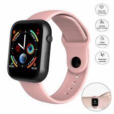 Bluetooth Smart Watch Heart Rate Monitor Fitness Tracker Wristwatch Phone Mate