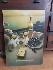 More details for excellent large floor standing benson and hedges embossed 3d card advert sign