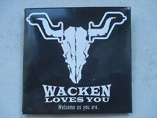 Wacken Open Air - Kondom _ W.O.A. 2015 _ Heavy Metal _ Savatage _ ovp