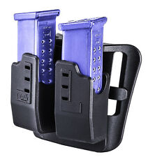 DMP CAA Tactical Double Magzine Carrier for Glock 17, 17L, 19, 22, 23 & 24 Mags