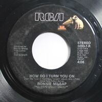 Country Nm! 45 Ronnie Milsap - How Do I Turn You On / Don'T Take It Tonight On R