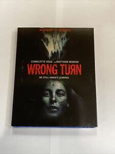 Wrong Turn The Foundation [2021] Blu Ray Digital W/ Slip cover - NEW