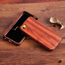 Genuine Wooden Case Wood Cover Shell Housing For iphone 5s / 6 6s / 7 / 7 plus