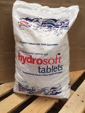 Hydrosoft 2 X 25kg bag Tablet salt - Water softener