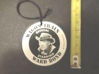 1950's Ward Bond as Seth Adams Western Rider set custom  Hang Tag