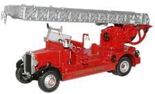 OXFORD 76TLM001 Leyland TLm Fire Engine - London Fb