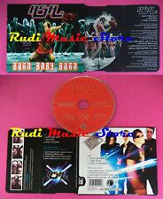 CD singolo Ash Burn Baby Burn INFECT99CDS UK 2001CARDBOX no lp mc(S19)