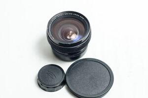 RARE MC Flektogon 2.8/20 Carl Zeiss 20mm f/2.8 M42 German lens. EXC+