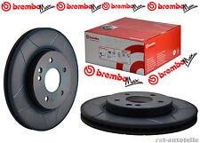 Brembo Max Sport 2xBremsscheiben -288mm-VA-MERCEDES-BENZ E-Kl(W210),Kombi(S210)