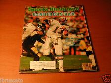 1985 MIAMI DOLPHINS DAN MARINO DANGEROUS DAN 1-14-85 Sports Illustrated