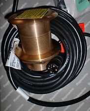 Raymarine DSM300 Bronze Thru Hull Depth Transducer B117 E66014