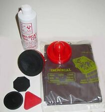 Air Hockey Table Accessory Set - 6',  7' Home - Paddles, Pucks, Cleaner & Cover