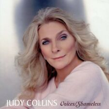 Voices/Shameless - 2 DISC SET - Judy Collins (2014, CD NEUF)