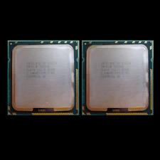 Intel Xeon Match Pair E5620 Quad Core CPU 2.40Ghz 12M 5.86 GT/s SLBV4 LGA1366