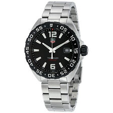 Tag Heuer Formula One Stainless Steel Mens Watch WAZ1110.BA0875