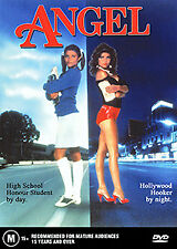 Donna Wilkes ANGEL - TEEN PROSTITUTE THRILLER (CONTROVERSIAL 80'S CULT FILM) DVD