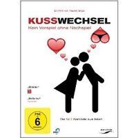 KUSSWECHSEL - KEIN VORSPIEL OHNE NACHSPIEL DVD NEU
