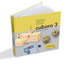 Buch: CUBORO 3, Denksport mit cuboro, passend zur Kugelbahn, ball track (18016)