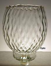 Home Interiors Diamond Optic Votive Cup w/ rubber grommet